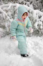 child in coat