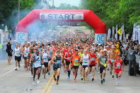 marathon starting