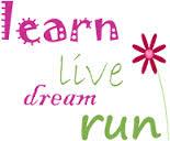 Learn Live Dream Run