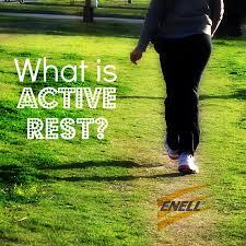 active rest