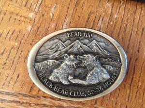 bear buckle