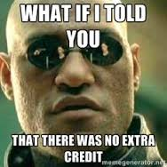 extra-credit