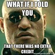 extra-credit